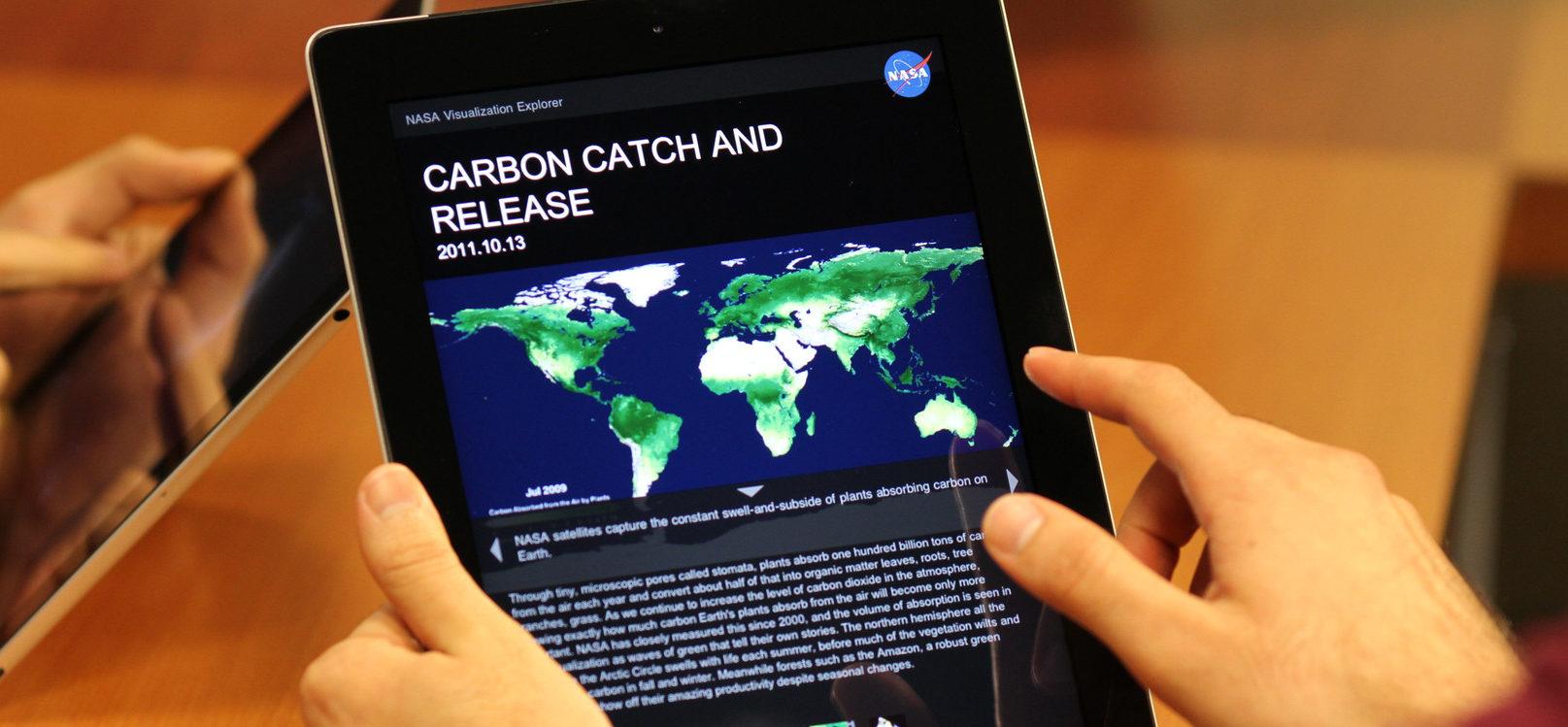 Kuva: NASA Goddard Photo and Video (cc)